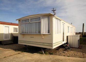 Thumbnail 2 bedroom mobile/park home for sale in Jurys Gap Road, Lydd, Romney Marsh