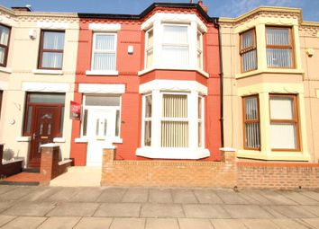 Thumbnail 3 bedroom terraced house to rent in Monville Road, Walton, Liverpool