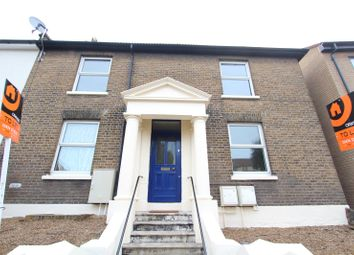Thumbnail 2 bed flat to rent in Milton Road, Gravesend, Kent