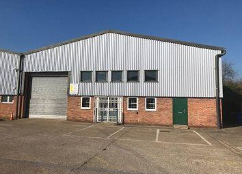 Thumbnail Warehouse to let in Unit 4 Clivemont Road, Cordwallis Estate, Maidenhead