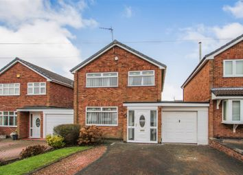 Thumbnail 3 bed detached house for sale in Nabbs Lane, Hucknall, Nottingham