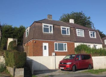 Thumbnail 3 bed semi-detached house to rent in Newcastle Gardens, Whitleigh, Plymouth, Devon