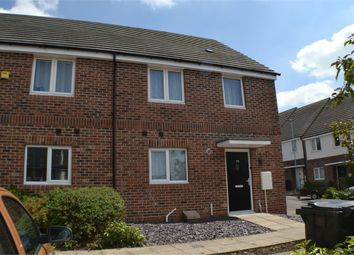 Thumbnail 3 bed end terrace house for sale in Willowbank Road, Hinckley