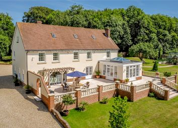 Thumbnail 6 bed detached house for sale in Weston Lane, Winterslow, Salisbury