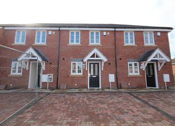 Thumbnail 2 bed terraced house to rent in Hill Street, Chasetown, Burntwood