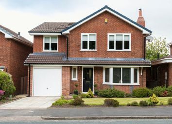Thumbnail 5 bedroom property for sale in Ilkeston Drive, Aspull, Wigan