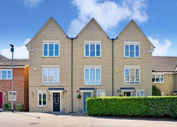 Thumbnail 4 bed town house for sale in Stokes Drive, Godmanchester, Huntingdon