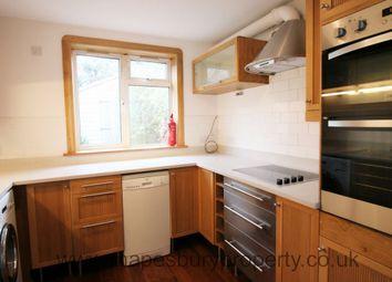 Thumbnail 3 bedroom flat to rent in Ebbsfleet Road, West Hampstead