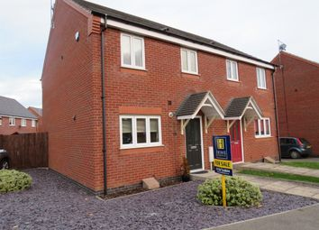 Thumbnail 3 bed semi-detached house for sale in Cheltenham Road, Corby