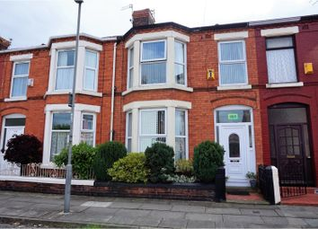 Thumbnail 3 bedroom terraced house for sale in Claremont Road, Liverpool