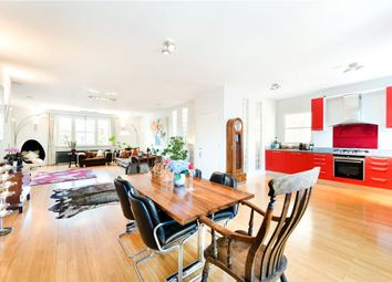 Thumbnail 4 bed maisonette for sale in Redcliffe Gardens, London