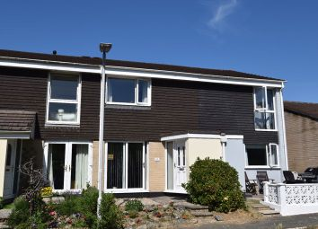 Thumbnail 2 bed terraced house for sale in Downfield Way, Plympton, Plymouth