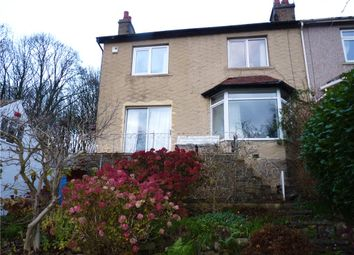 Thumbnail 3 bed semi-detached house for sale in Scott Lane West, Riddlesden, Keighley, West Yorkshire
