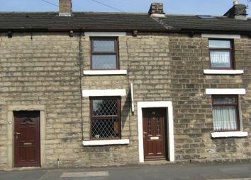 Thumbnail 2 bedroom terraced house to rent in Woolley Bridge, Hadfield, Glossop