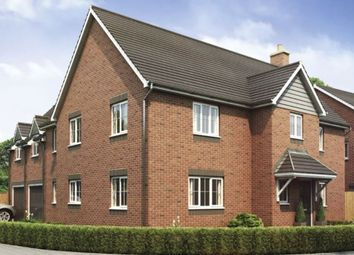Thumbnail 5 bedroom detached house for sale in Eccleshall Road, Stafford