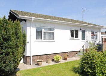 2 bed mobile/park home for sale in Summerlands Court, Liverton, Newton Abbot TQ12