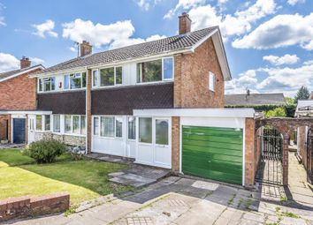 3 bed semi-detached house for sale in Hampton Dene, Hereford HR1