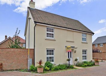 Thumbnail 3 bed detached house for sale in Anglers Drive, Sholden, Deal, Kent