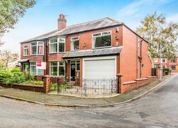 Thumbnail 5 bedroom semi-detached house for sale in Lyndhurst Avenue, Ashton-Under-Lyne, Greater Manchester