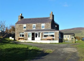 Thumbnail 5 bed detached house for sale in Robin Hill Farm, Cronk Y Dhooney, Ballakilpheric, Colby