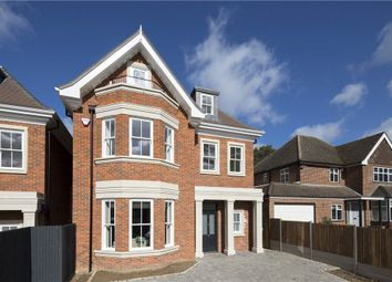 Thumbnail 5 bedroom detached house for sale in Copse Hill, Wimbledon