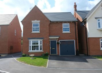 Thumbnail 3 bed detached house for sale in Javelin Close, Lutterworth