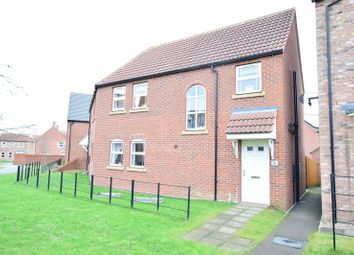 Thumbnail 3 bed semi-detached house for sale in Ploughmans Walk, Carlton Boulevard, Lincoln