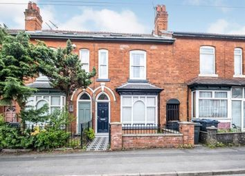 Thumbnail 4 bed terraced house for sale in Addison Road, Kings Heath, Birmingham, West Midlands