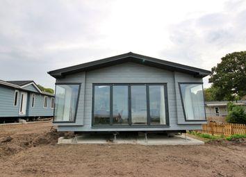Thumbnail 2 bed mobile/park home for sale in Minsmere Road, Dunwich, Saxmundham
