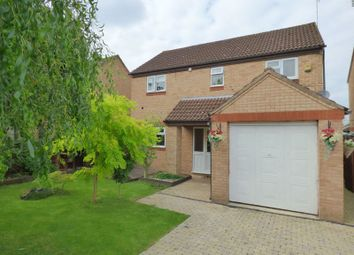 Thumbnail 4 bed detached house for sale in Westbourne Drive, Hardwicke, Gloucester
