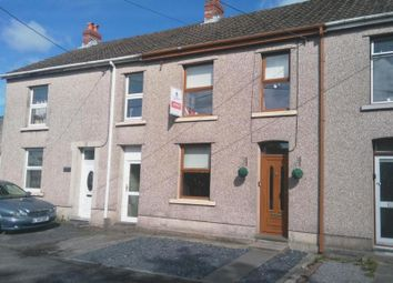 Thumbnail 3 bed terraced house for sale in Lower Colbren Road, Gwaun Cae Gurwen
