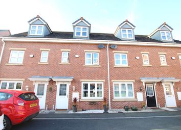 Thumbnail 3 bed town house to rent in Lavender Gardens, Warrington