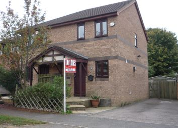Thumbnail 2 bed semi-detached house to rent in Stafford Grove, Milton Keynes