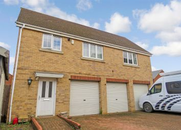 Thumbnail 1 bed detached house to rent in Rowletts View, Biggleswade