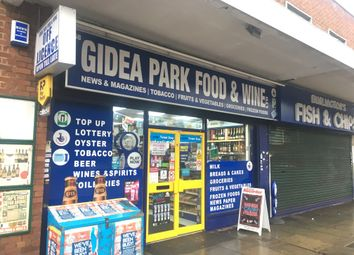 Thumbnail Retail premises for sale in 168 Main Road, Romford