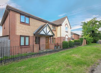 Thumbnail 2 bed end terrace house for sale in Chalice Close, Basildon