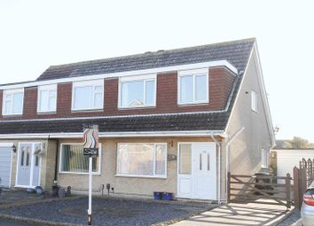 Thumbnail 3 bed semi-detached house for sale in Holland Road, Clevedon