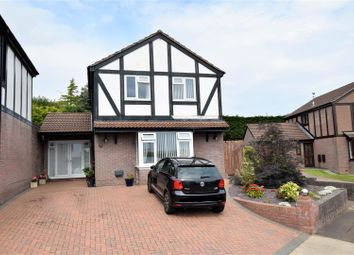 Thumbnail 4 bed detached house for sale in Usk Way, Barry
