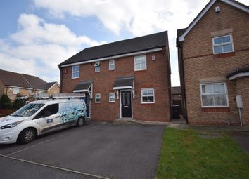 Thumbnail 2 bed semi-detached house for sale in Hailwood Close, Bentilee, Stoke-On-Trent