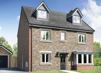 "Thumbnail 5 bed detached house for sale in ""The Fletcher"" at Pincots Lane, Wickwar, Wotton-Under-Edge"