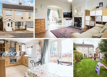 Thumbnail 3 bed semi-detached house for sale in Denver Road, Fforestfach, Swansea