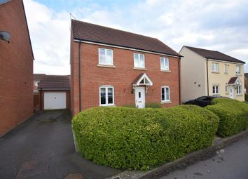 Thumbnail 4 bed detached house for sale in Sanderling Place, Portishead, Bristol