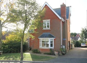Thumbnail 4 bed detached house for sale in Louise Close, Walton On The Naze