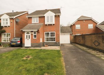 Thumbnail 3 bed detached house to rent in Elsham Way, Swindon