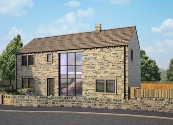 Thumbnail 5 bed detached house for sale in Abbey Gardens, Shepley, Huddersfield