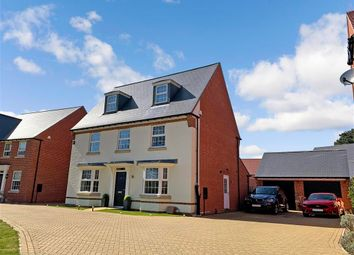 Thumbnail 5 bed detached house for sale in Nanson Lane, Angmering, West Sussex