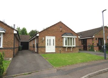 Thumbnail 2 bed detached bungalow for sale in Oswald Way, Rugby