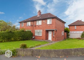 Thumbnail 3 bedroom semi-detached house for sale in Holcombe Crescent, Kearsley, Bolton