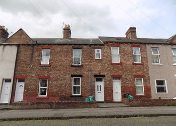 Thumbnail 3 bed terraced house to rent in Monks Close Road, Carlisle
