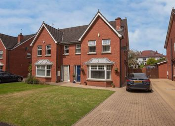 Thumbnail 4 bed semi-detached house for sale in 12, Orby Close, Belfast